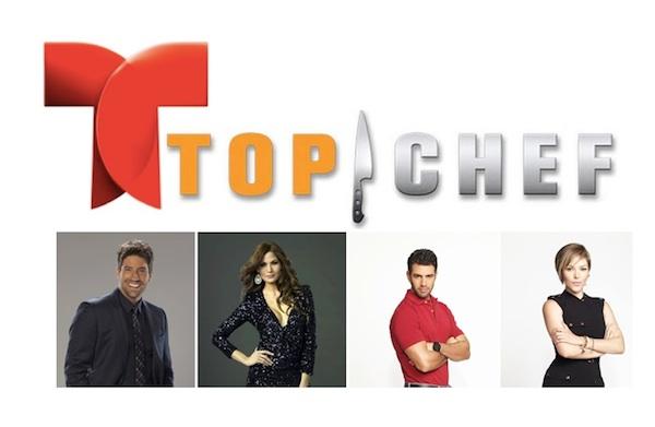 Telemundo Top Chef