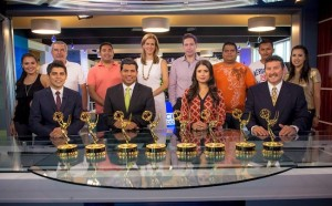Univision Denver news team