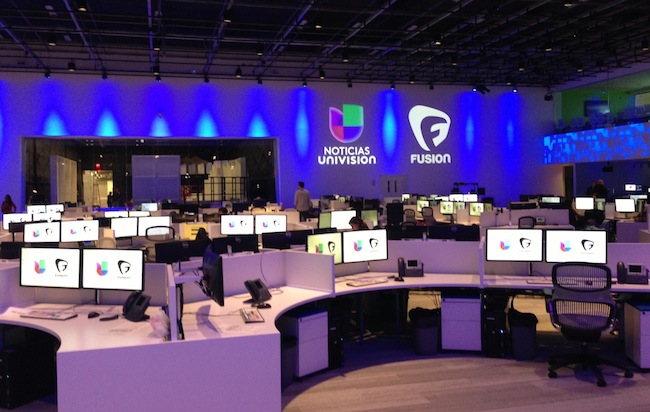 Fusion Newsroom