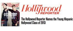Hollywood Reporter Latino list