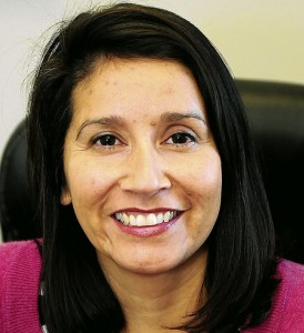 Las Cruces Sun-News managing editor Sylvia Ulloa