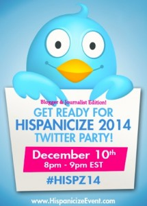 Hispanicize twitter party