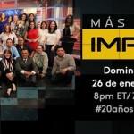 "Univision's ""Primer Impacto"" celebrates 20 years"
