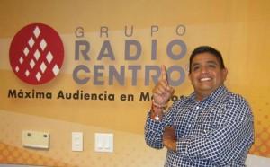 Mandril - radio centro 2014