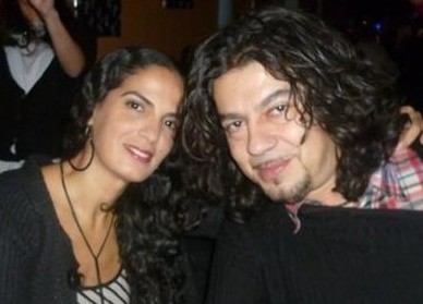 Liseth Perez and Andreas Panagopoulos
