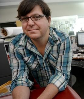 Ricardo Baca, Denver Post marihuana editor. (photo: The Denver Post / Craig F. Walker)