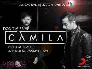 CAMILA on NBC