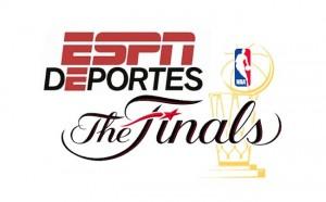 ESPN Deportes NBA FINALS