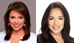 Daniella Guzman and Michelle Valles