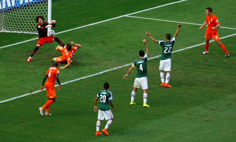 World Cup Mexico game sets ratings record on Univision
