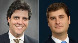 Carlos Bardasano and Andres Mendoza