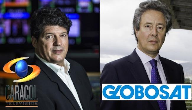 Gonzalo Córdoba Mallarino and Alberto Pecegueiro