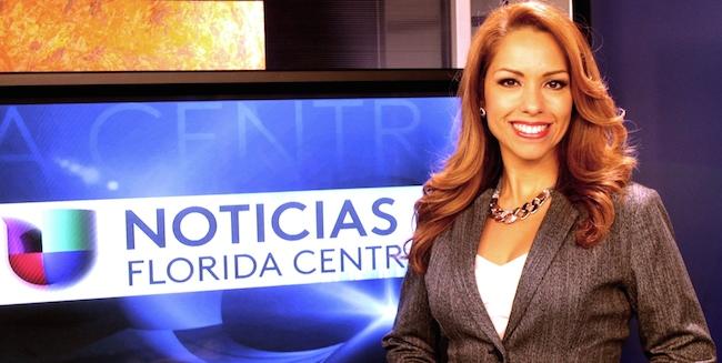 Galán named anchor for Univision Orlando