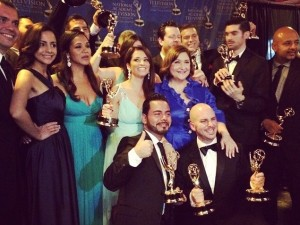 Univision Houston Emmys2014