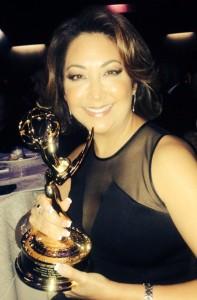 Norma Garcia-Emmy 2014