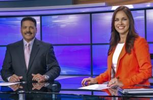 Pedro Rosa Nales and Monika Candelaria-WAPA America