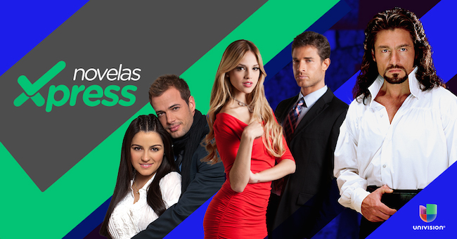 Univision to launch Novelas Xpress on Hulu and UVideos