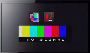 Univision no signal