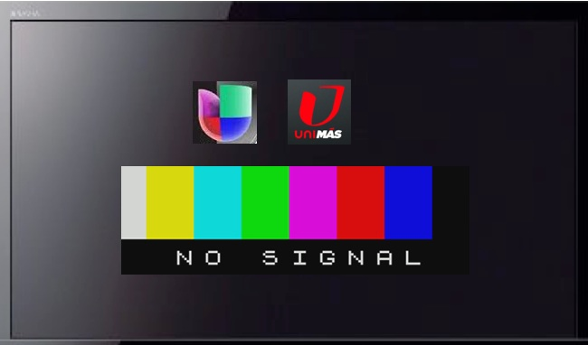 System failure causes signal loss at Univision stations