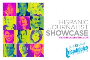 Journalist showcse Hispanicize