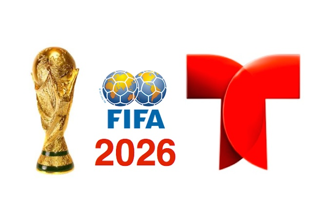 Telemundo scores World Cup rights for 2026