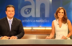 Félix Guillermo and Yelenis Reina will anchor AN6 and AN10.
