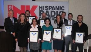 Medallas de Cortez 2015 winners