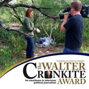 Univision Walter Cronkite award