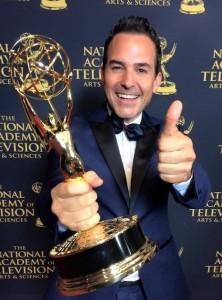 Carlos Calderon Emmy 2015