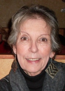 Diana Montane co-authored the book.