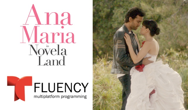 Fluency Ana Maria in Novela land
