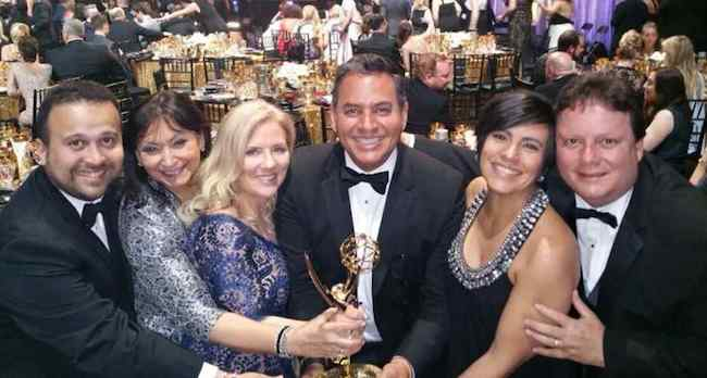 Nuevo Dia Emmy 2015