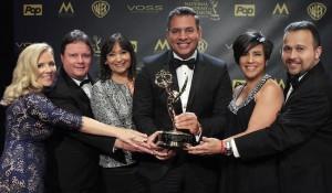 Un Nuevo Día Emmys 2015