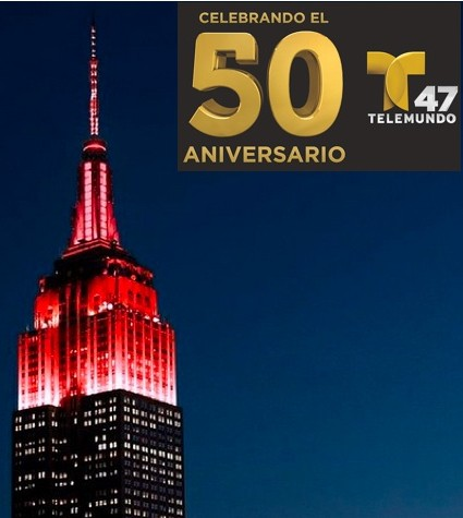 WNJU 50 anniversary