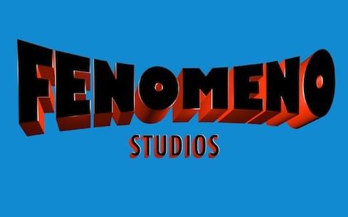 Fenomeno studios logo