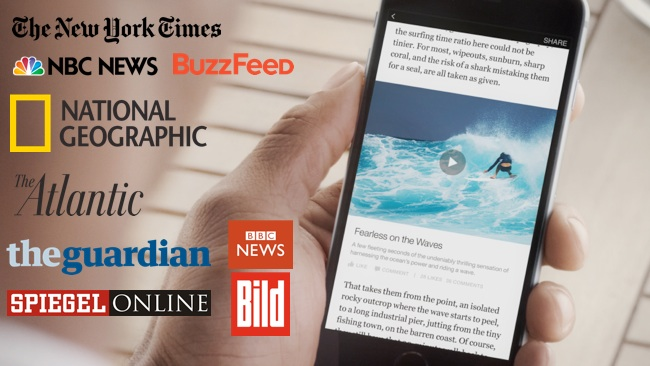 Instant Articles-Facebook