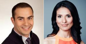 Boris Sanchez and Rosa Flores