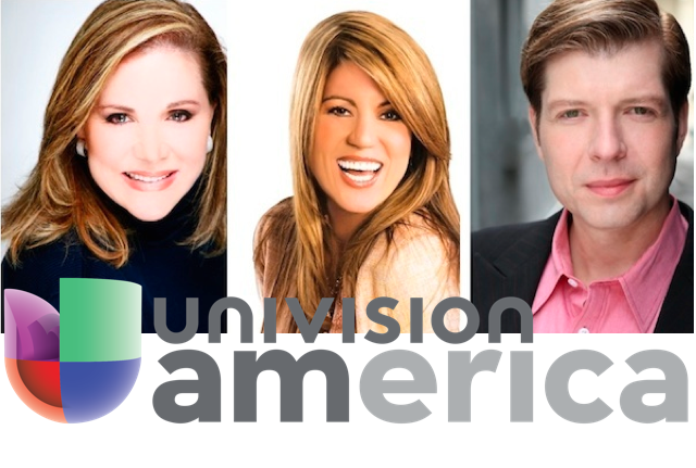 Univision Radio cancels talk shows, flips AM net to music
