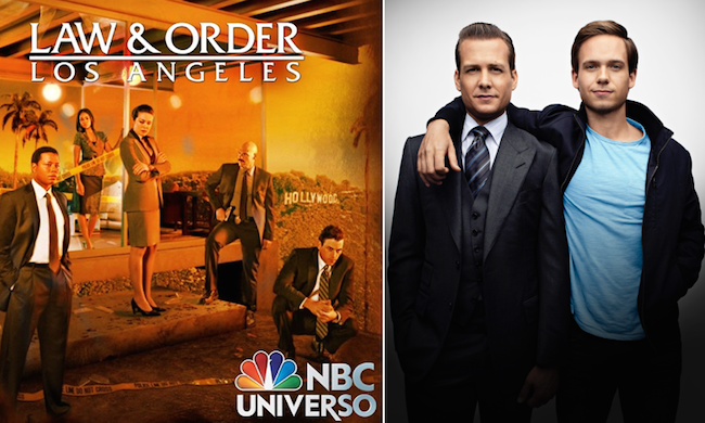 NBCUniverso shows