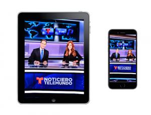 Noticiero Telemundo digital