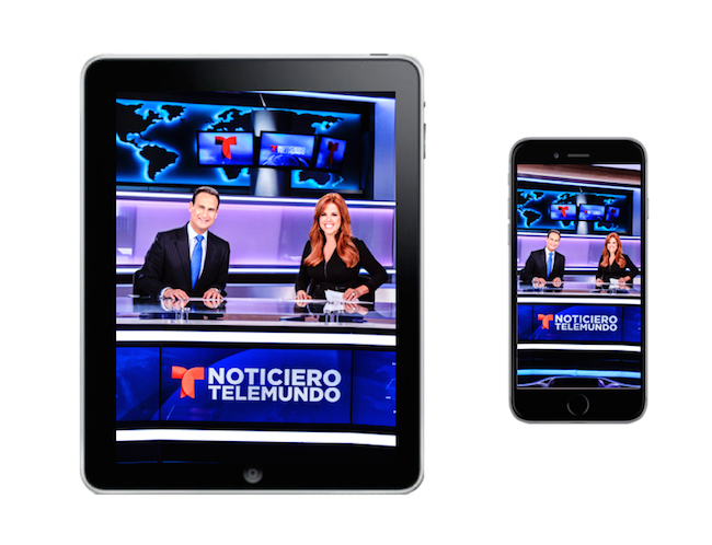 Noticiero Telemundo digital
