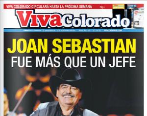 Viva Colorado July 24,2015 cover