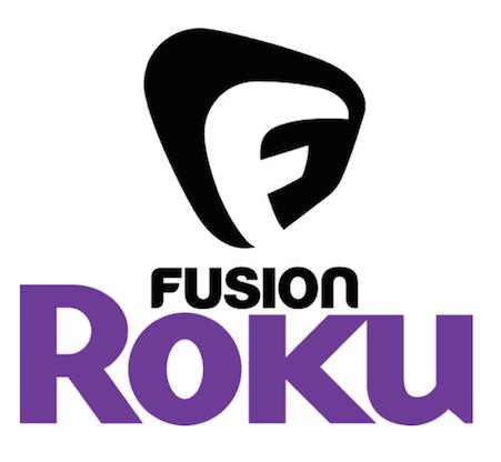 Fusion-Roku logos
