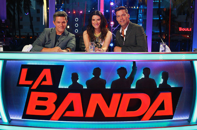La Banda judges