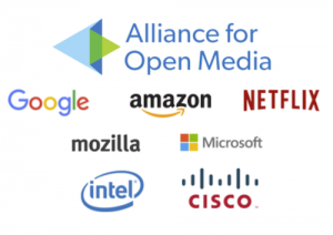 Alliance Open Media vertical