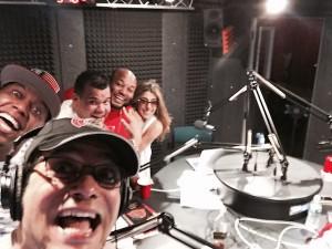 Luis Jimenez show team