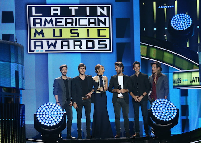 Latin American Music Awards - Season 2015
