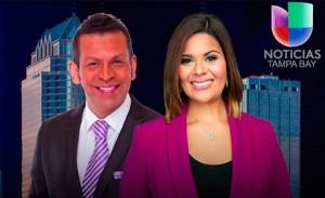 Samuel and Sarykarmen Rivera - WVEA Tampa