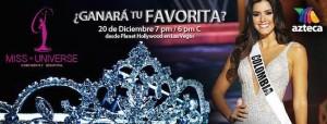 Miss Universe 2015 Azteca America