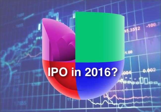 Univision IPO 2016